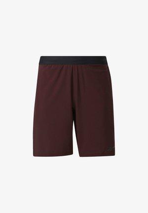 SPEEDWICK SPEED SHORTS - Pantalón corto de deporte - burgundy