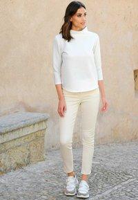 Alba Moda - Long sleeved top - off-white - 5