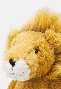 Jellycat - BASHFUL LION MEDIUM UNISEX - Pehmolelu - yellow - 2