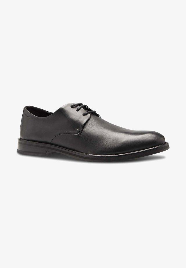 Klassiset nauhakengät - black