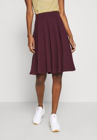 Anna Field Tall - A-line skirt - winetasting - 0