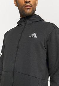 adidas Performance - Training jacket - black - 4