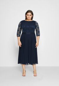 Swing Curve - Cocktail dress / Party dress - navy - 0