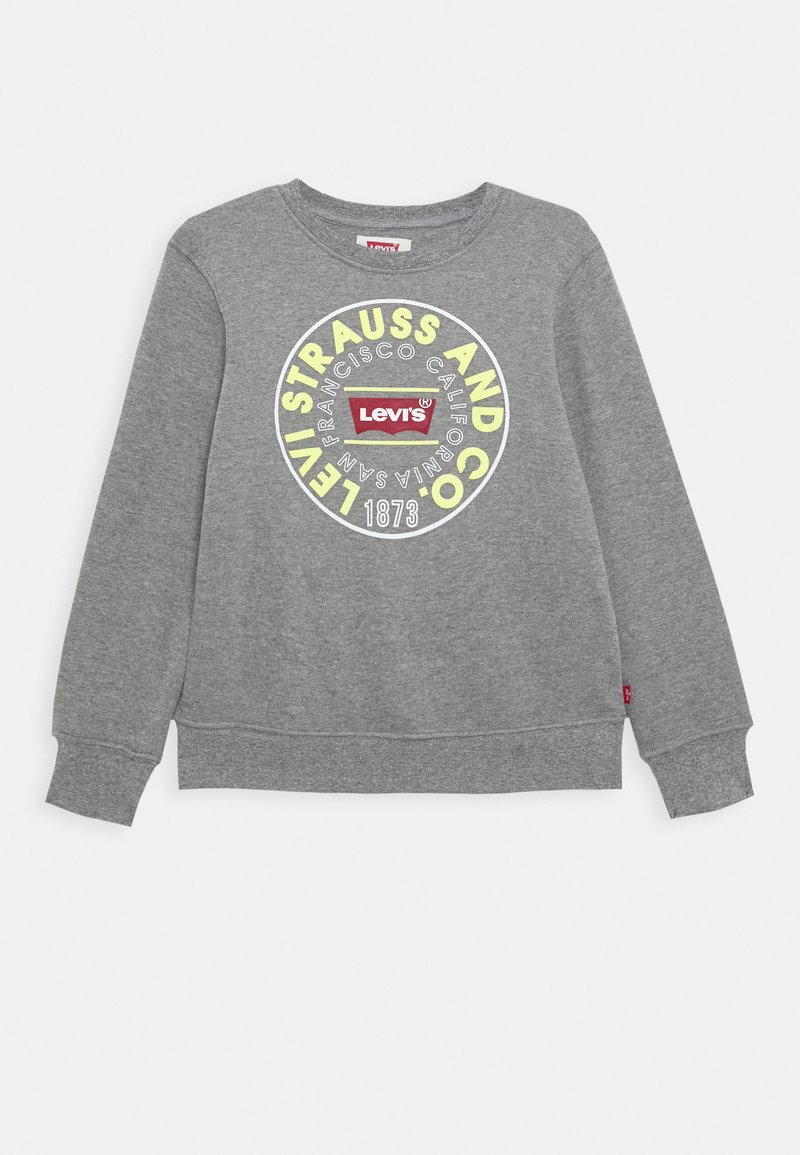 Levi's® - CREWNECK - Collegepaita - dark grey heather