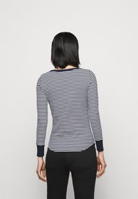 Lauren Ralph Lauren - Long sleeved top - french navy/white - 2