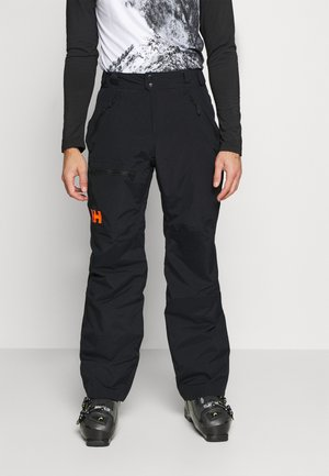SOGN - Snow pants - black