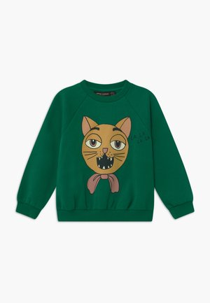 BABY CAT CHOIR SP SWEATSHIRT - Mikina - green