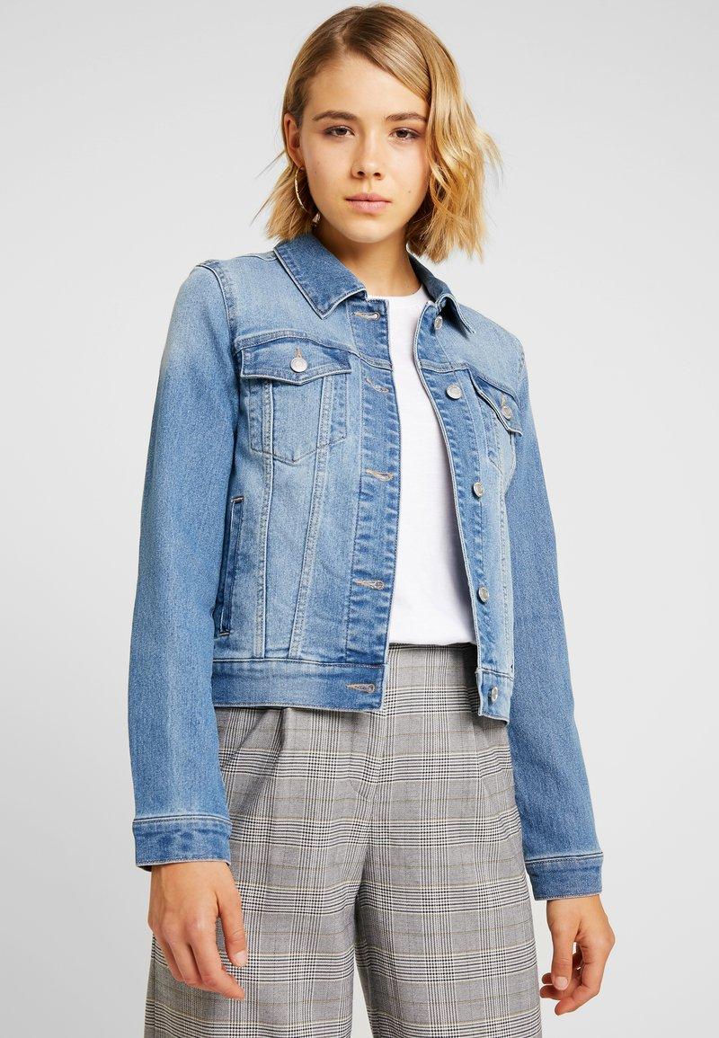 Vero Moda - VMULRIKKA JACKET - Denim jacket - light blue denim