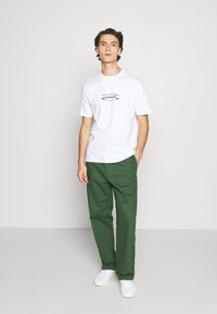Carhartt WIP - CHROME - Print T-shirt - white - 1