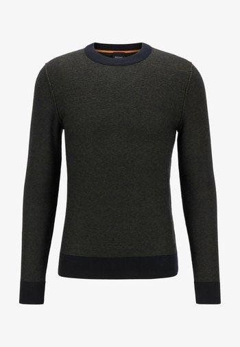 KAMARSOS - Pullover - black