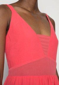 NAF NAF - RIO  - Maxi dress - corail - 4