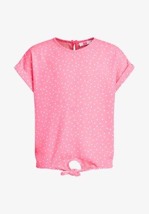 MET KNOOPDETAIL - Bluser - pink