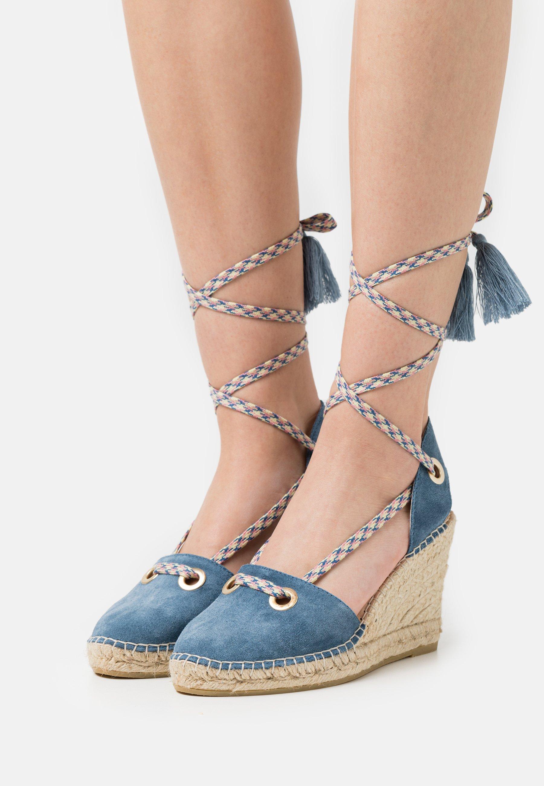 Women CARLA 17 - Platform sandals