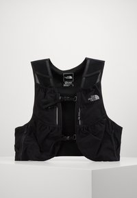 The North Face - FLIGHT TRAIL VEST - Turistický ruksak s hydrovakem - black - 0