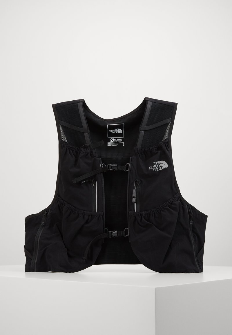 The North Face - FLIGHT TRAIL VEST - Turistický ruksak s hydrovakem - black