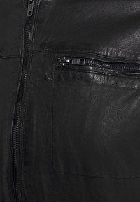 Be Edgy - BEJACEK - Leather jacket - black - 2
