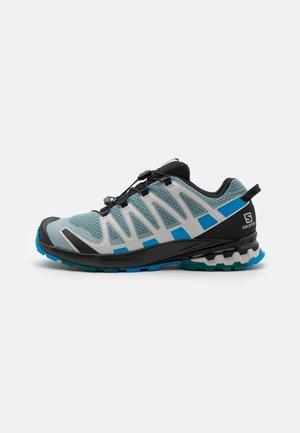 XA PRO 3D V8 - Scarpe da trail running - slate/blue astr/pacific