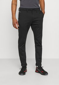 Replay - PANTS - Trousers - black - 0