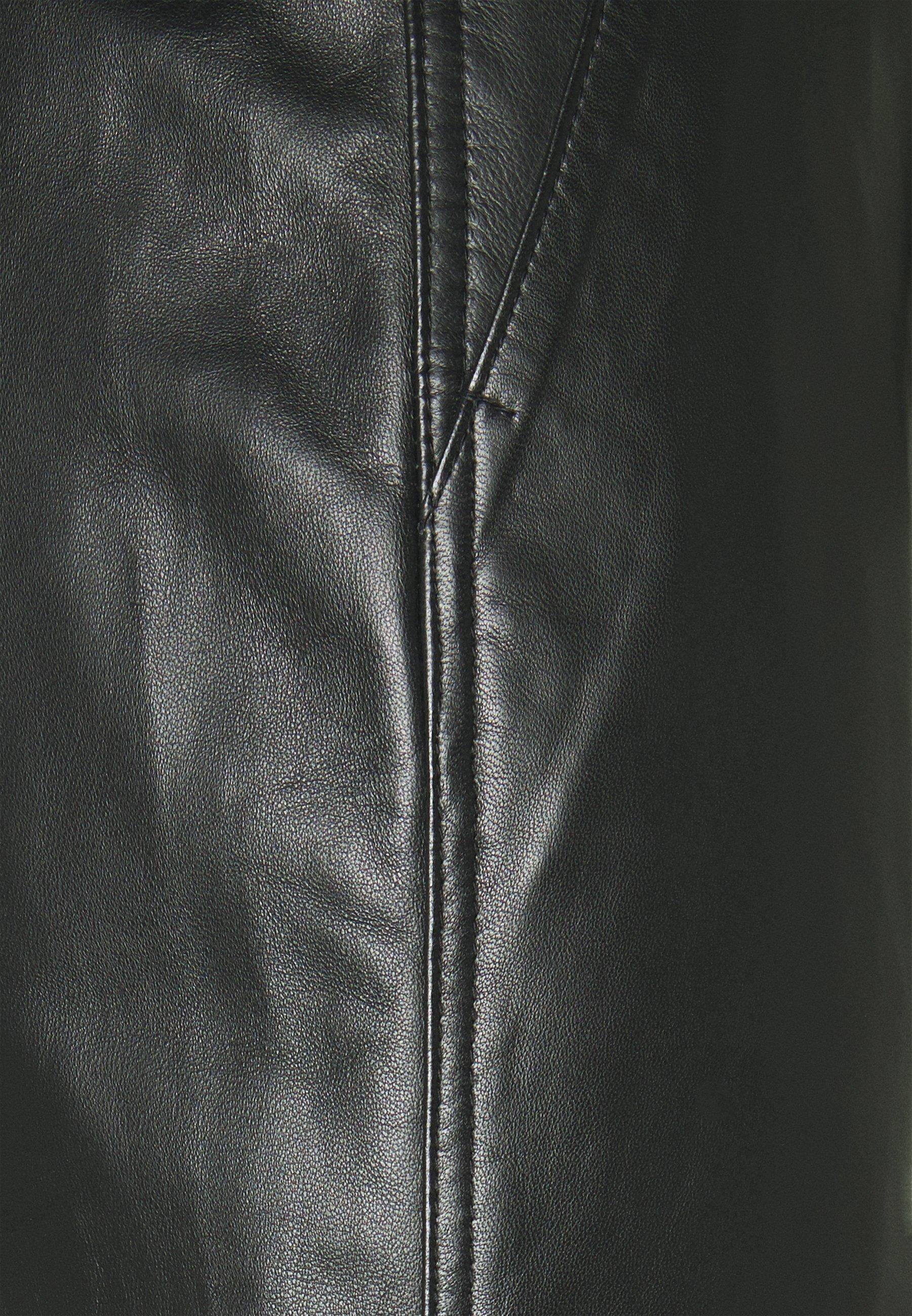 Damen INDIE TROUSERS - Lederhose