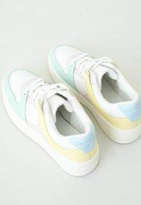 Pimkie - Baskets basses - weiß - 2