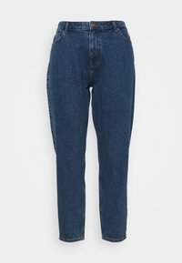 Pieces Curve - PCVERA RELAXED  - Relaxed fit jeans - medium blue denim - 4