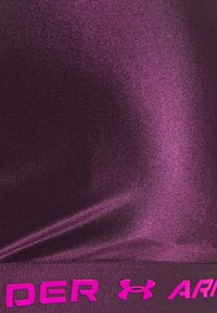 Under Armour - CROSSBACK LOW SHINE - Light support sports bra - polaris purple - 5