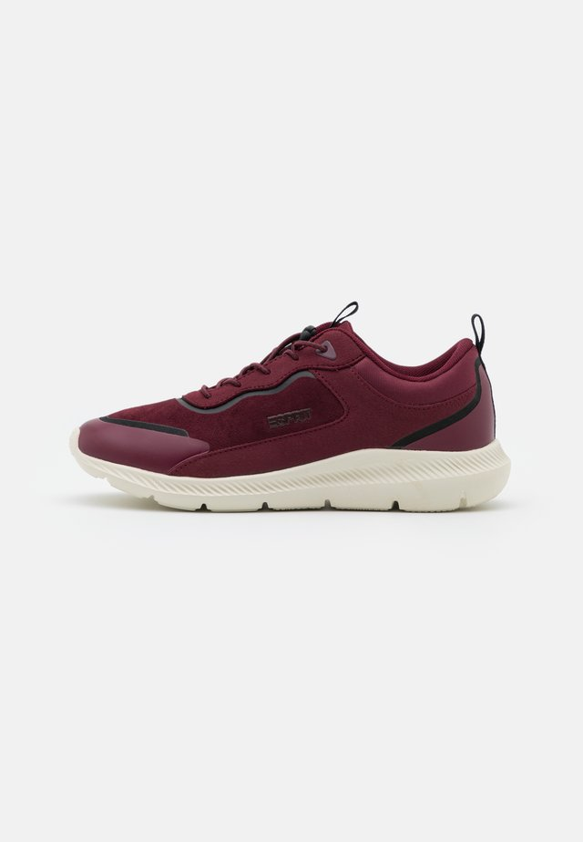 Zapatillas - bordeaux red