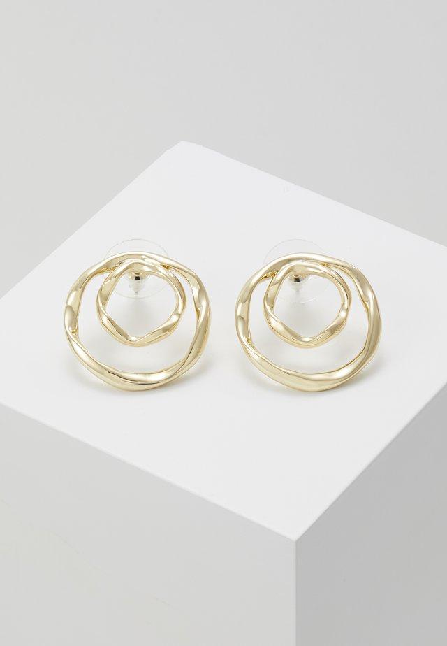 CHARLIZE EAR - Earrings - gold-coloured