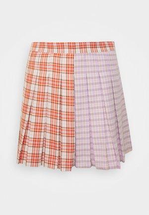 SEEKER SKIRT - Mini skirt - pink