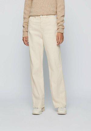 Pantaloni - open white