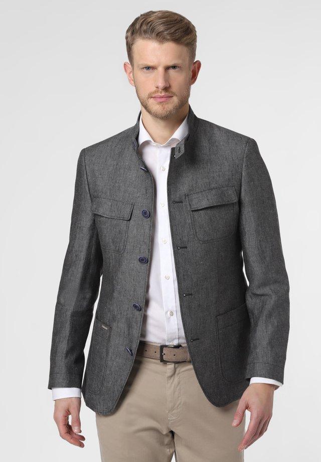 SAKKO - Blazer jacket - anthrazit