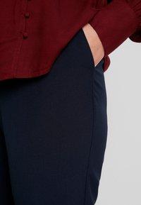 Vero Moda Curve - Trousers - night sky - 4