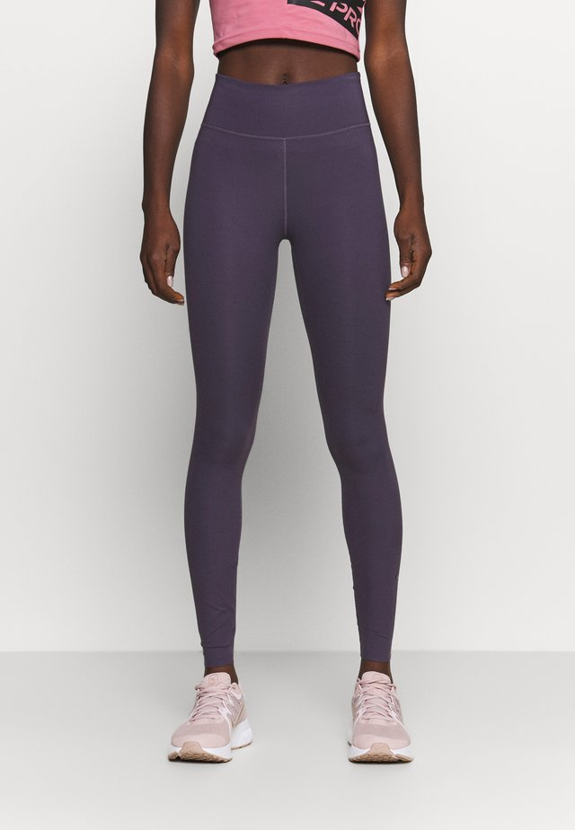 ONE LUXE - Leggings - dark raisin