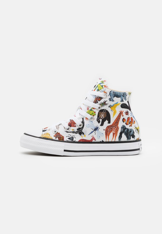 CHUCK TAYLOR ALL STAR UNISEX - High-top trainers - white/black