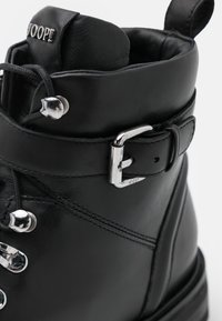 JOOP! - UNICO MARIA BOOT  - Lace-up ankle boots - black - 6