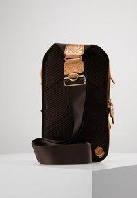 Harvest Label - MINI MULTI - Across body bag - brown - 2
