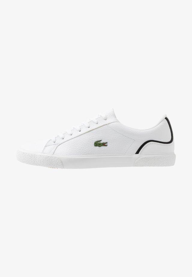 LEROND - Sneakers - white/black