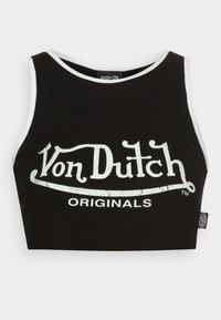Von Dutch - ASHLEY - Top - black - 7
