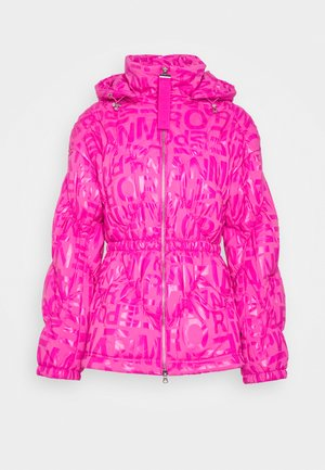 BLOUSON JACKET - Winter jacket - rosa pop