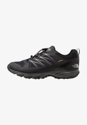 FASTLACE GTX - Hiking shoes - black/metallic