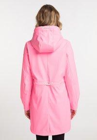 Schmuddelwedda - Parka - neon pink - 2