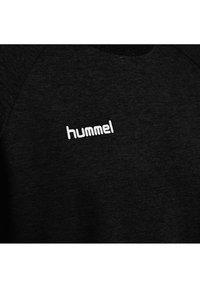 Hummel - HMLGO  - Sweatshirt - black - 3