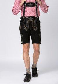 Stockerpoint - BEPPO - Shorts - black - 0