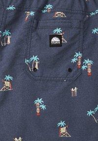 PULL&BEAR - Shorts da mare - blue - 5