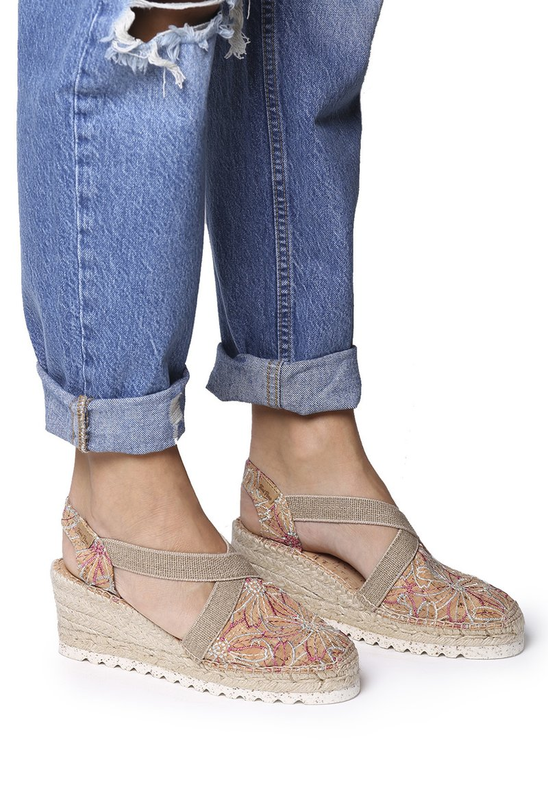 Toni Pons - TERRA - Wedge sandals - multi