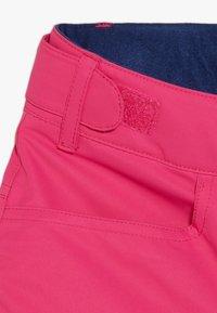 Roxy - BACKYARD  - Snow pants - beetroot pink - 2