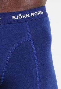 Björn Borg - SHORTS SOLIDS 3 PACK - Underkläder - skydiver - 5