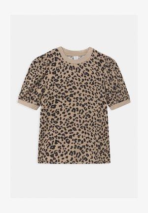 TEEN TILIA - Print T-shirt - beige