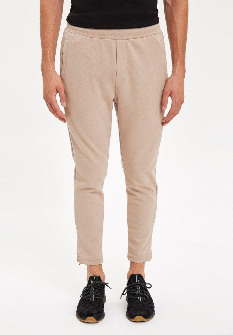 DeFacto Fit - Pantaloni sportivi - beige
