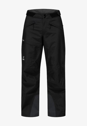 LUMI LOOSE PANT - Snow pants - true black